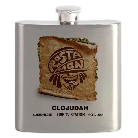 clojudah_rastaman_paper_flask